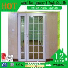 Cheap House Windows For Sale High Quality Pvc Fixed Screen French Window Sliding Window With Grill Design