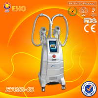 china supplier ETG50-4S Best Cryolipolysis Machine , Cryolipolysis Fat Freezing Machine , Cryolipolysis Slimming Machine