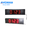 Big Size REGULAR 4 Digits 7 Segment Electronics Scoreboard Wireless Gas Station LED Price Sign LED Open Sign16inch