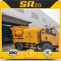 Best quality top sell gear driven concrete mixer machine