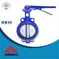 Casting Material and Water Media wafer type butterfly valves