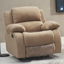 Foshan Leather Or PU Good Price Modern Recliner sofa, manual or power recliner chair