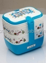 plastic bento lunch box and school/office/travel lunch box container