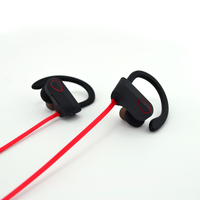 Awesome IPX7 waterproof bluetooth headset motorcycle, bluetooth headphone with multipoint function-RU9