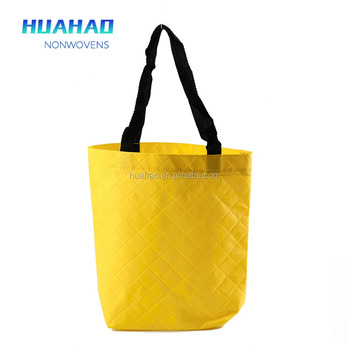 non woven shopping tote bags with custom printed logo