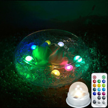 Hot Sale Colorful LED Christmas Tree night light Christmas Ornament Children Xmas Gift