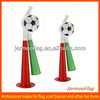 plastic cheering cup whistles and horns