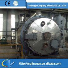 Waste Plastic and Tyre Pyrolysis Plant Produced by Jinpeng Best Selling Products
