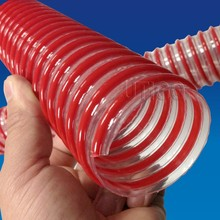 High tensile strength flexible suction hose