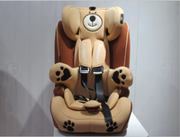 Baby's first choice versatile kid car safe seat anti-aging carbon alloy framework