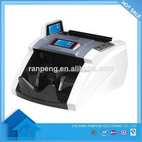 RP3398 Half note detection Supply 40000 units per month shop cash counting machine