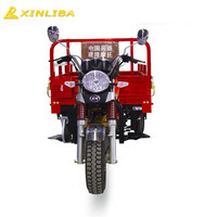 Top quality cheap 150cc 200cc 250cc 3 wheel loader tricycle