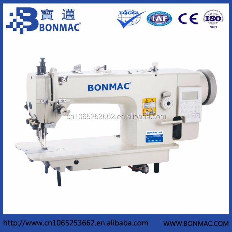 BM-0303-D3 automatic cutting and sewing machine high speed sewing machine parts of lockstitch sewing machine industrial