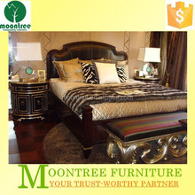 Moontree MBR-1374 antique french provincial bedroom reproduction furniture