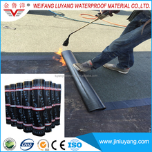 polyester felt reinforced waterproof membrane for roof