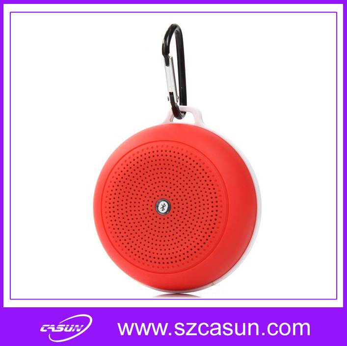 New products silicone bluetooth speaker For iphone smartphone cell phone
