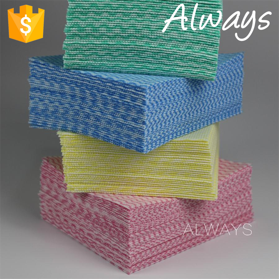 All New kitchen disposable dish cloth Non-Woven cleaning Wiper