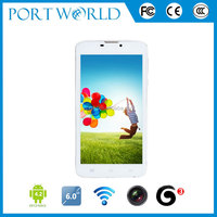 6 inch capacitive touch screen built in 3G GPS mobile phone