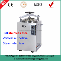 Laboratory mini autoclave with small volume
