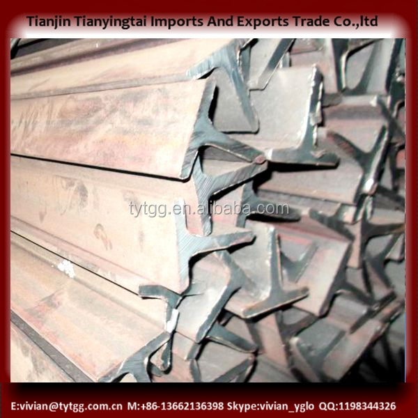 Q235 H beam steel, t shaped steel bar