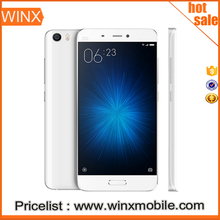 Mi5 original mobile phone xiaomi mi5 pro 128gb dual sim card xiomi mi5 price Winx wholesale china android phone online shop