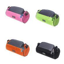 newest china mobile phone bicycle pannier handlebar frame bag