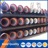 8 inch Ductile iron pipe price per meter,Centrifugal ISO02531