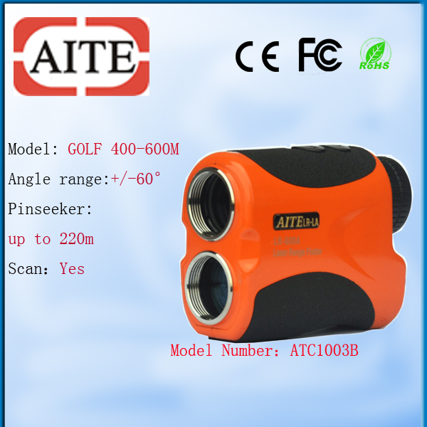 Cheap Golf Equipment Aite Slope for Playing Golf Laser Rangefinder