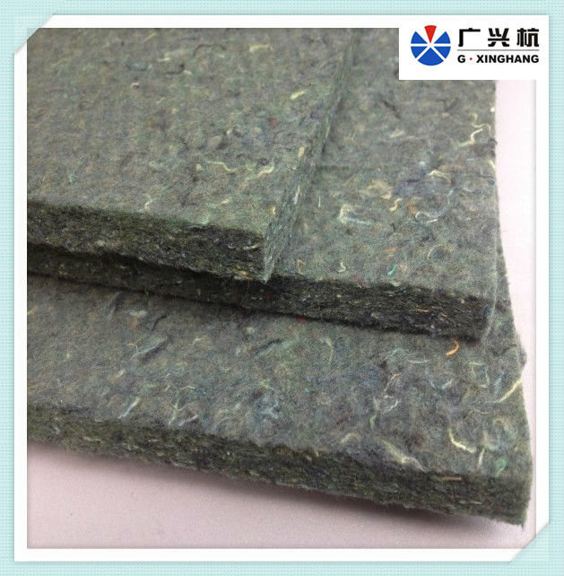 Noise insulation Cotton for cars