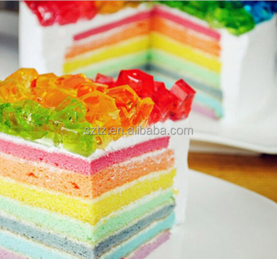 Liquid Colour Pigment Colorants For Food and Cakes