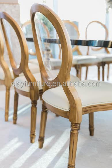 Stacking wooden <strong>Acrylic</strong> clear wedding event rental stackable louis dining ghost chair