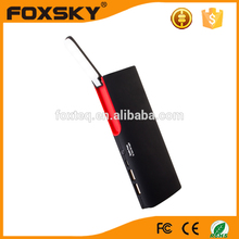 Eco-Friendly 85% Smart Phone/laptop/camera/GPS/mp3/mp4 power bank battery 8000mah from China famous supplier