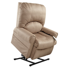 HYE-661 Home Furniture Lift Massage Electrical Heated Vibrating Leather Recliner Chair