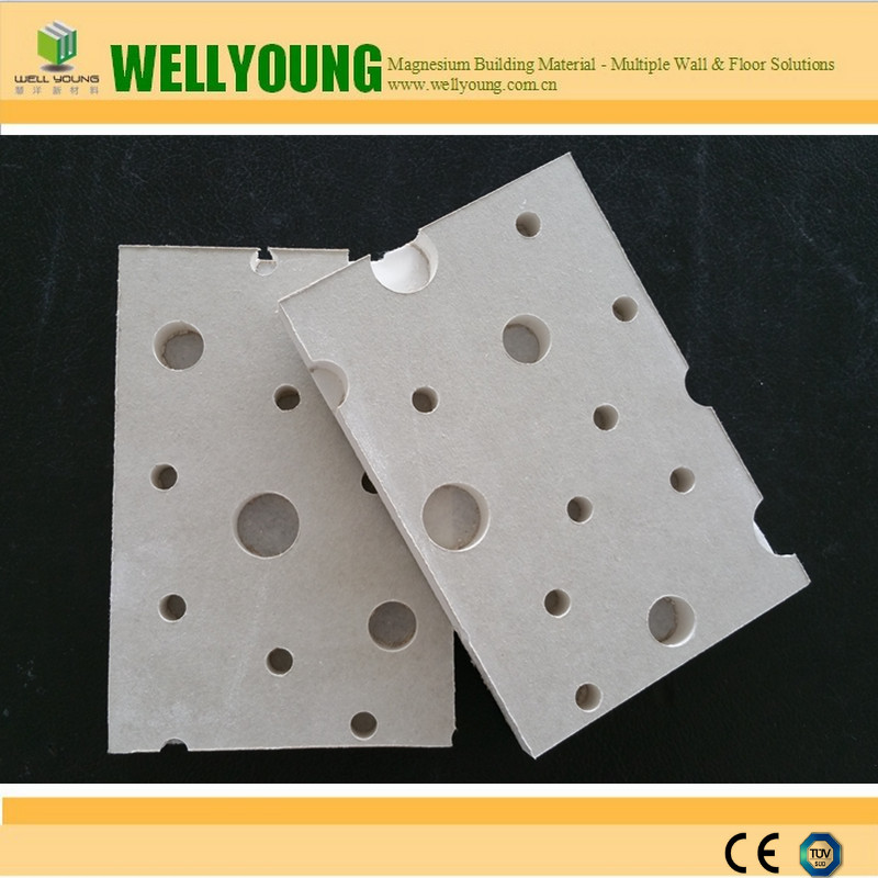 gypsum board standard size perforated ceiling