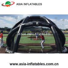 Inflatable Panna Soccer Cage , Inflatable Batting Cage , Inflatable Sport Field For Football