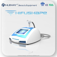 New Ultra Shape HIFU Nubway Fat Reducing Body Slimming Machine