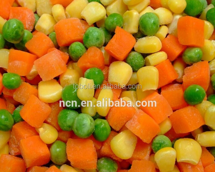 good price new frozen vegetables and fruits supplier in China