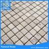 hot selling travertine marble mosaic tile wall tile marble tile