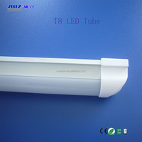 tube light T8 0.6m one-piece 9watt led tube light fixture