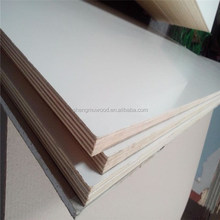 4x8 melamine board/melamine sheet for white board/commercial plywood at wholesale price