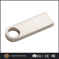 Top selling products 2016 high quality stainless steel usb flash drive