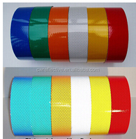 3M 983 reflective blue glow tape for car warning safety made in Guangdong China