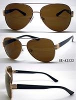 Wholesale high quality fashion simple gentleman's sunglasses
