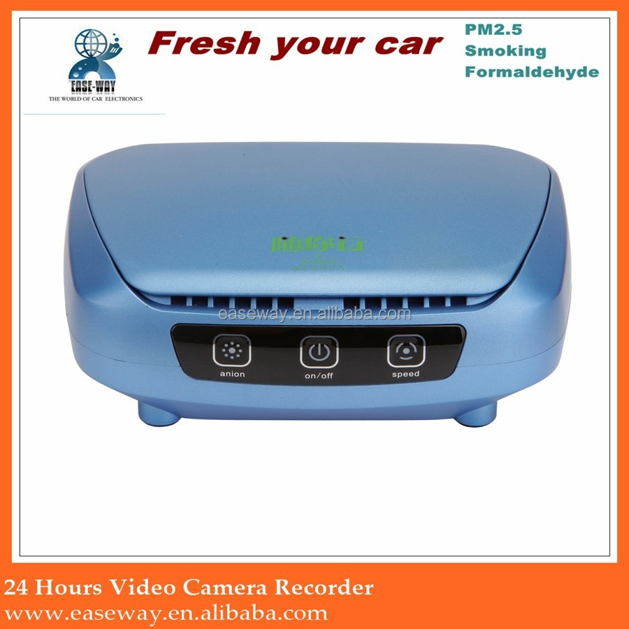 P-1000 ar air purifier freshener ionizer oxygen bar , portable Carbon Fiber Ionizer car air purifier