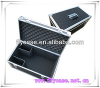 design hard shell aluminum camera case for camera and travel factory in China Guangdong