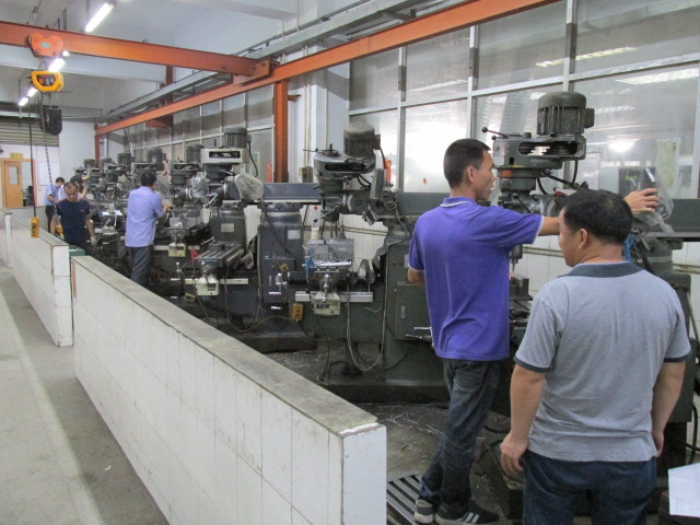 Milling Processing