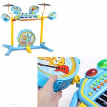 diy small electronic piano toy for kids