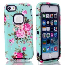 Orchid Flower Wholesale back cover for Apple iphone 5 5S Back Protective Case for Apple iphone 5C