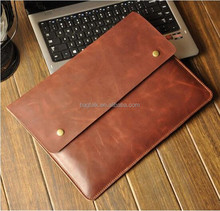LT1100 Fashionable Leather Computer Bag Laptop Sleeve