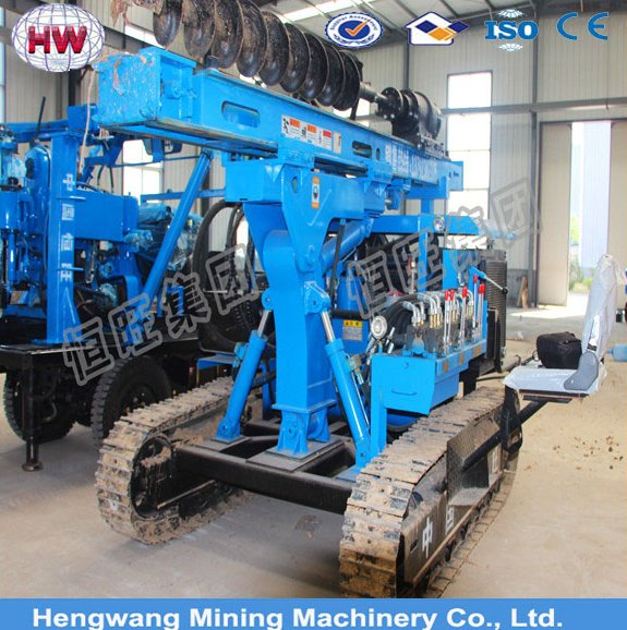 2016 hengwang Cheap Excavator mounted Vibratory Pile Driver & Pile Hamme for sale made in China whatsapp +8613508973211